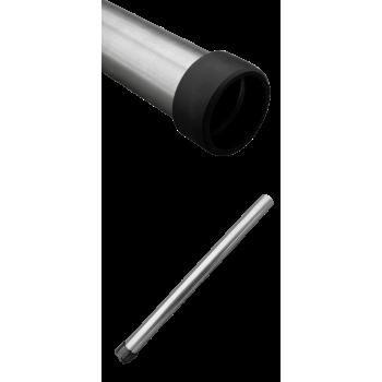 Металлическая всасывающая труба с креплением запорного вентиля  арт. 139603
