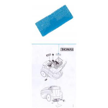 Пористый фильтр Thomas TWIN  арт. 195168