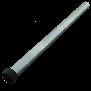 Металлическая всасывающая труба длинной 0,5 м  арт. 139512