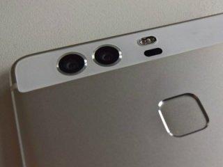 Huawei P9 появился на первых качественных снимках